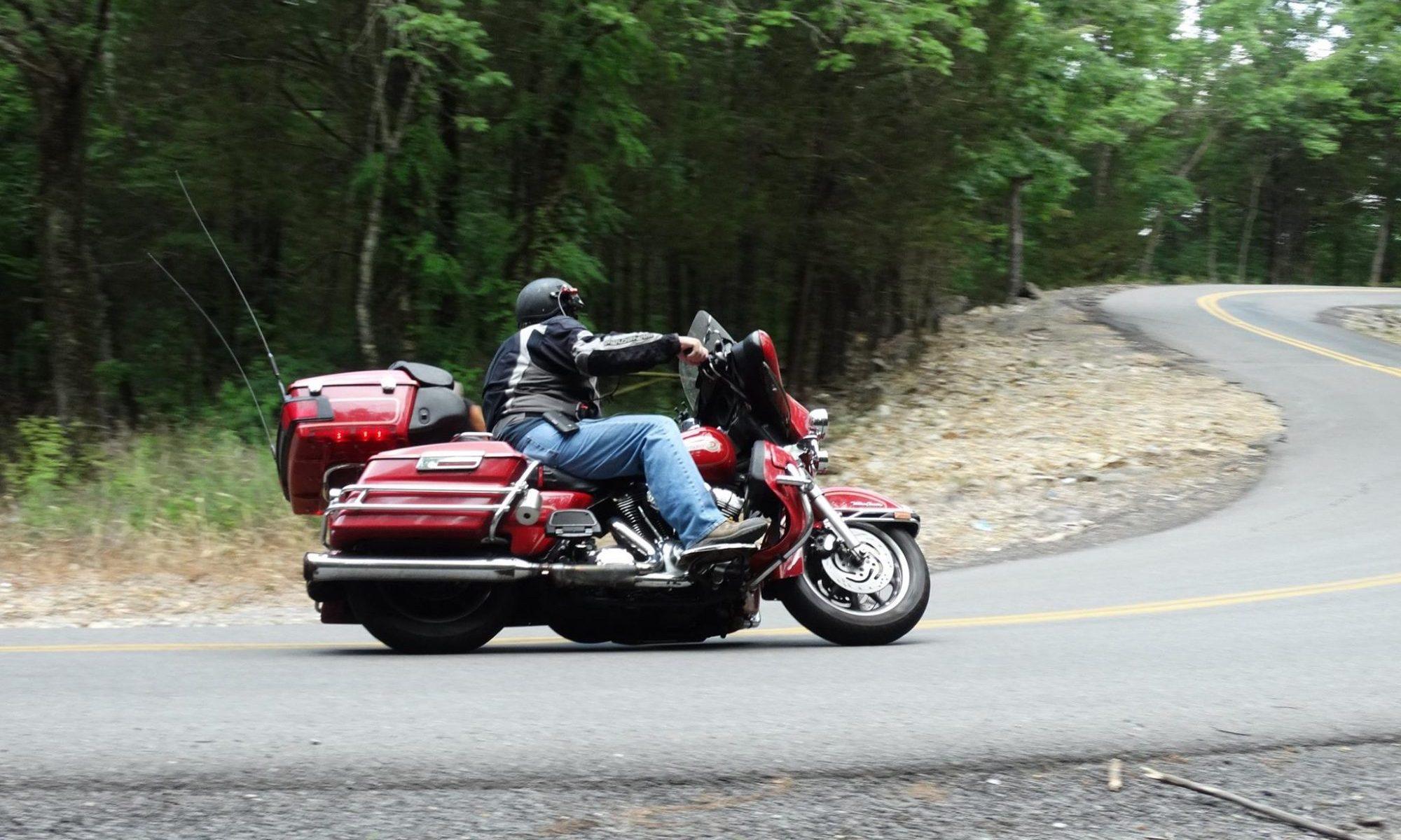 Riding Alabama